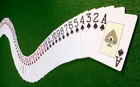 Viele Casino Spielkarten